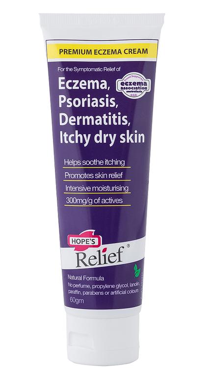 Hope's Relief Premium Eczema Cream