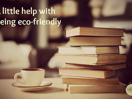 A little help with being eco-friendly