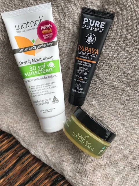 Summer Baby Skincare Pack