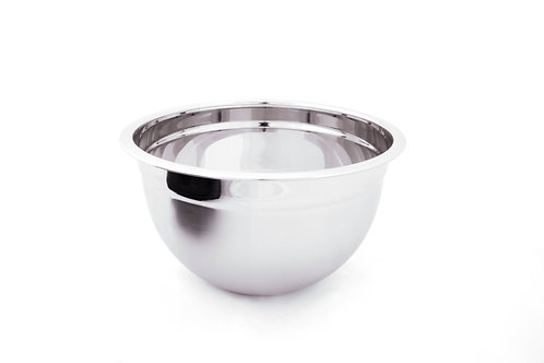 Cuisena Stainless Steel Mixing Bowl - 22cm