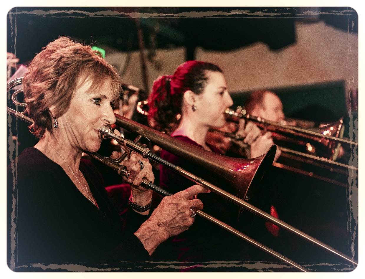 Trombone Section