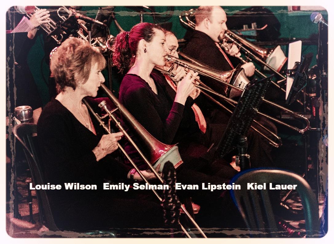 W&R Trombone Section