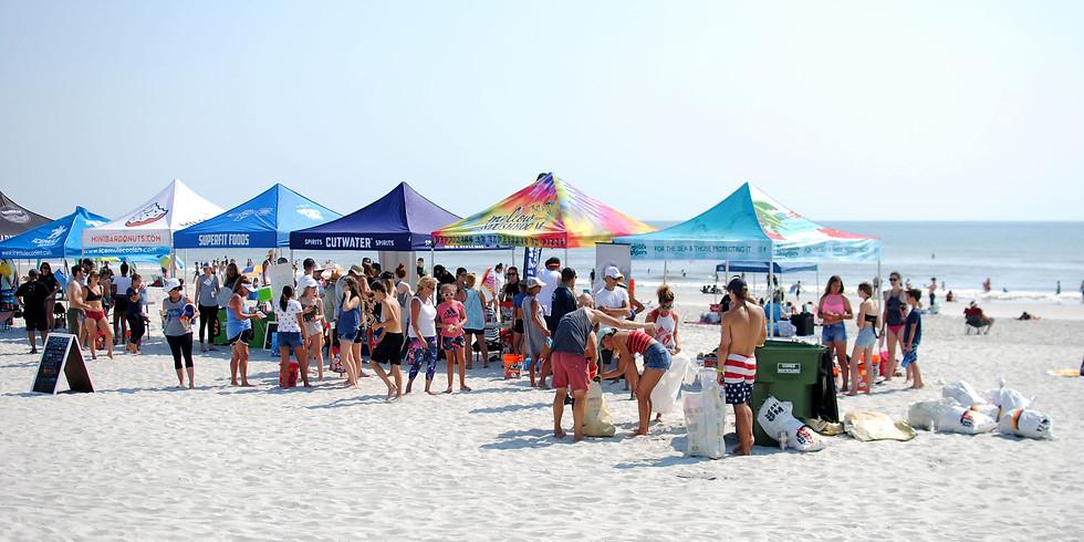 Spring Beach Cleanup
