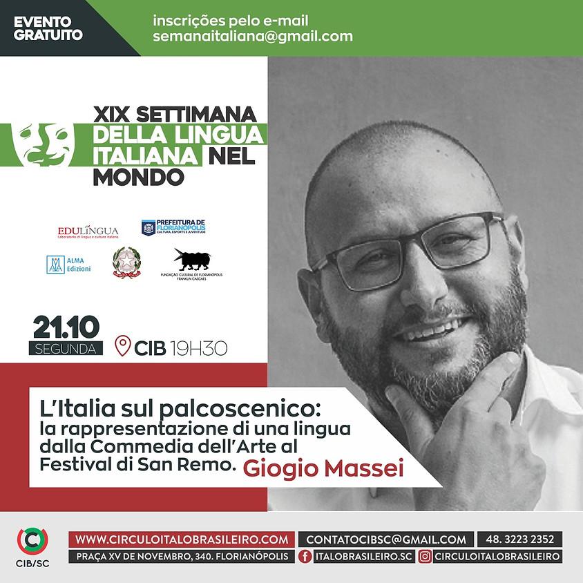 L'Italia sul palcoscenico: la rappresentazione di una lingua dalla Commedia dell'Arte al Festival di San Remo