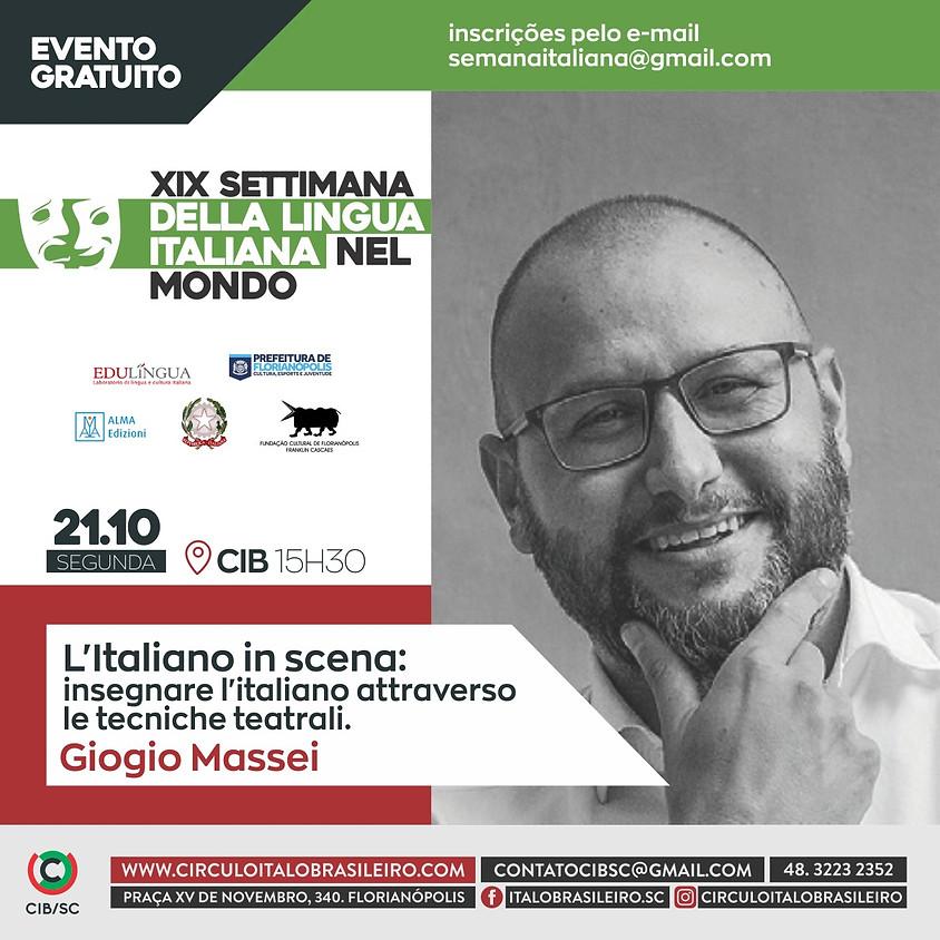L'Italiano in scena: insegnare l'italiano attraverso le tecniche teatrali