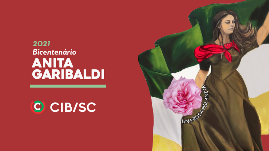 BICENTENÁRIO DE ANITA GARIBALDI