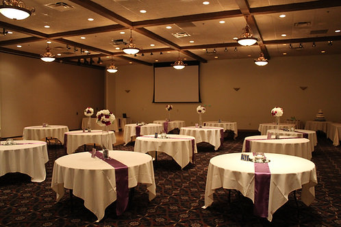 Half Grand Ballroom | Reception/ Corporate Event
