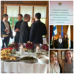 Independence Day reception