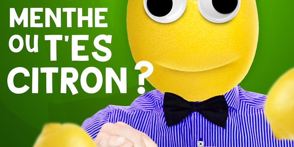 Thé à la menthe ou t'es citron ? [MOLIERE MEILLEURE COMEDIE ]