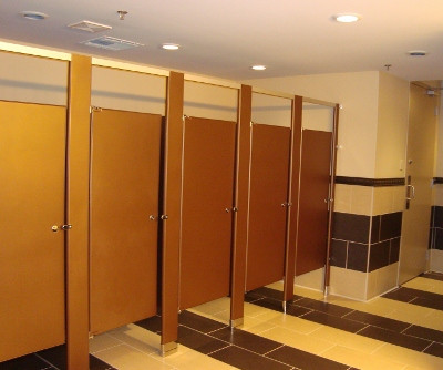 Client Highlights: Arizona Washroom Partitions