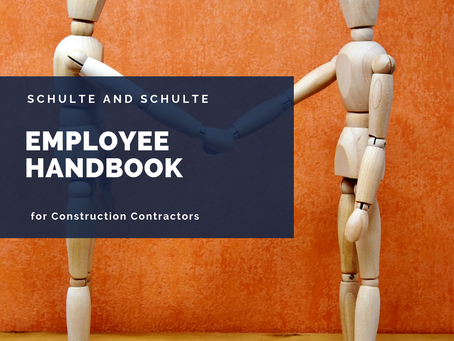 Employee Handbooks and All That