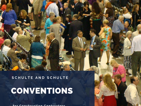 Investing in Convention Attendance