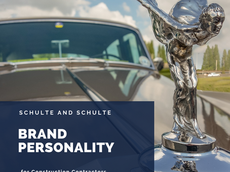 Brand Personality in Construction