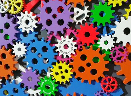 Build standardized processes – Prepare now for the future