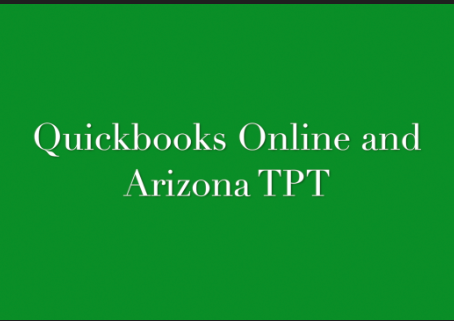 How to Set Up Transaction Privilege Tax in QuickBooks Online