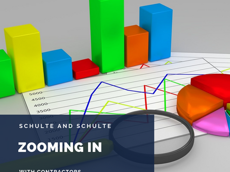 Construction Accounting – Zooming In