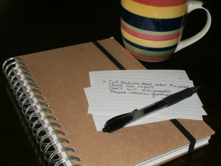 Before You Give the Paper To-Do List a Pink Slip Consider This