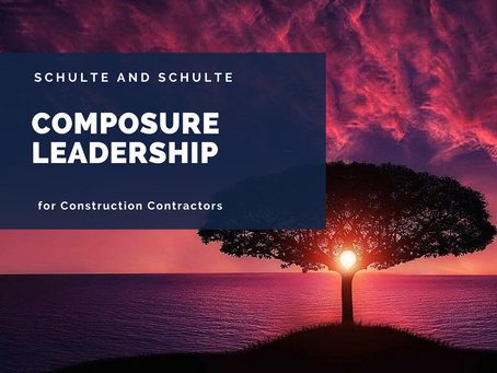 Leadership – Practice Composure