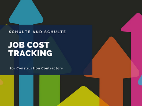 Job Cost Tracking