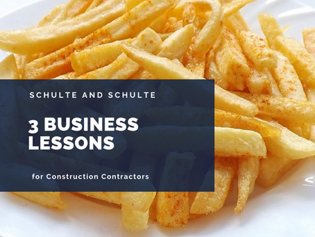 3 Construction Business Lessons from a 3-year-old