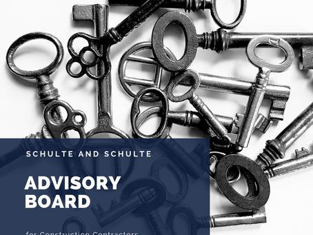 Advisory Board for Construction Contractors