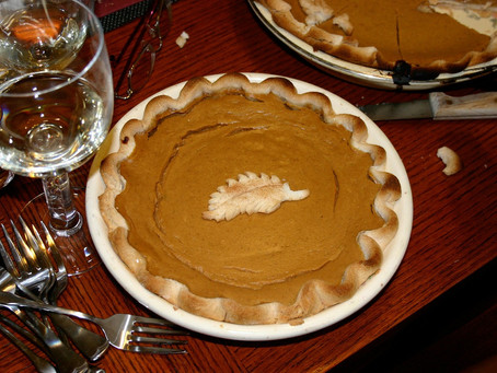 Thanksgiving and Virtual Accounting and More