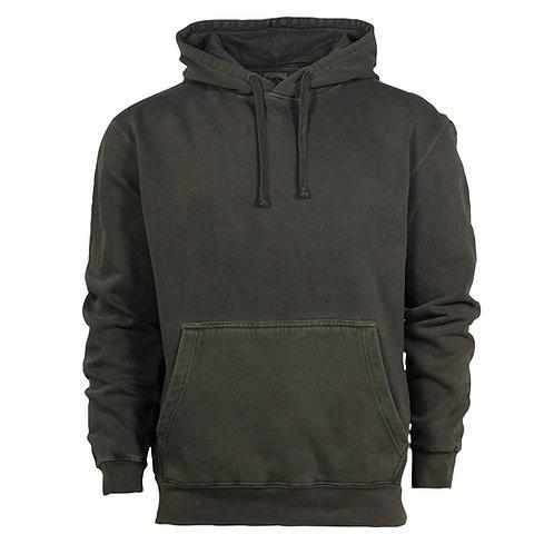 31134 Pigment Dyed Fleece Hood