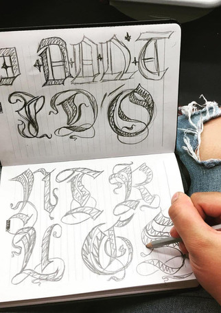 Typography Study