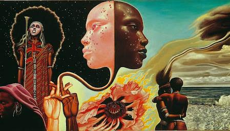 afro & Indigenous futurisms