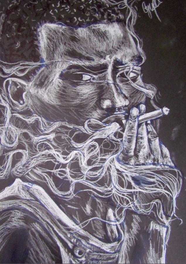 Chalk and Smoke