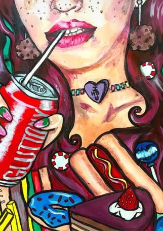 Gluttony, Seven Deadly Sins Series