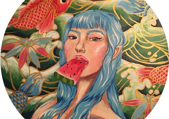 Watermelon Princess