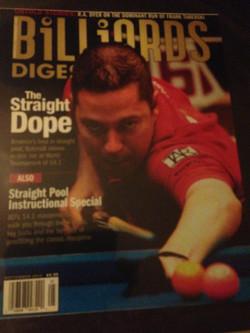 Billiard Digest Magazine