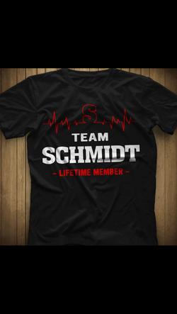 Team Schmidt T