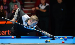 Mosconi Cup Stroke
