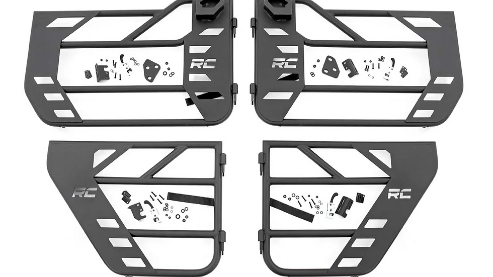 JEEP STEEL TUBE DOORS (18-20 JL/ 2020 GLADIATOR)