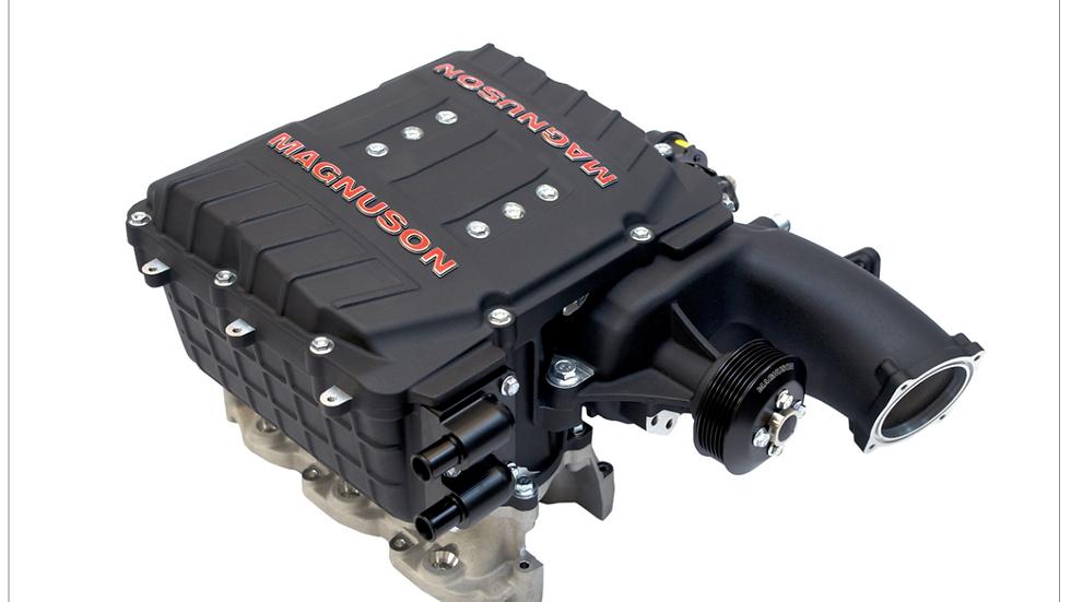 Jeep 3.6L V6 Supercharger System Wrangler JL & Gladiator