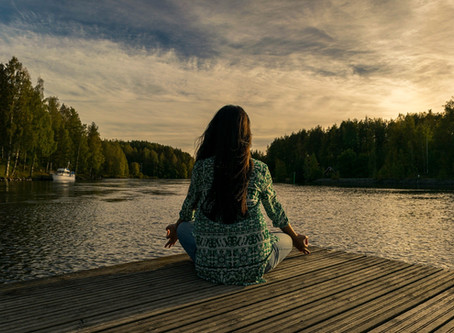 COVID-19 Series: 5 everyday actions for purposeful wellbeing