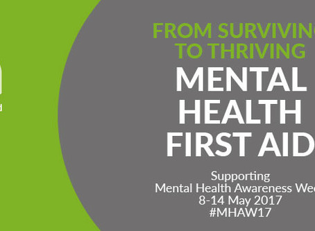 Let's keep the mental health conversation going for longer than just a week