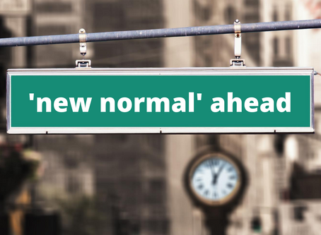 Covid-19 Series: Wellbeing for the 'new normal'