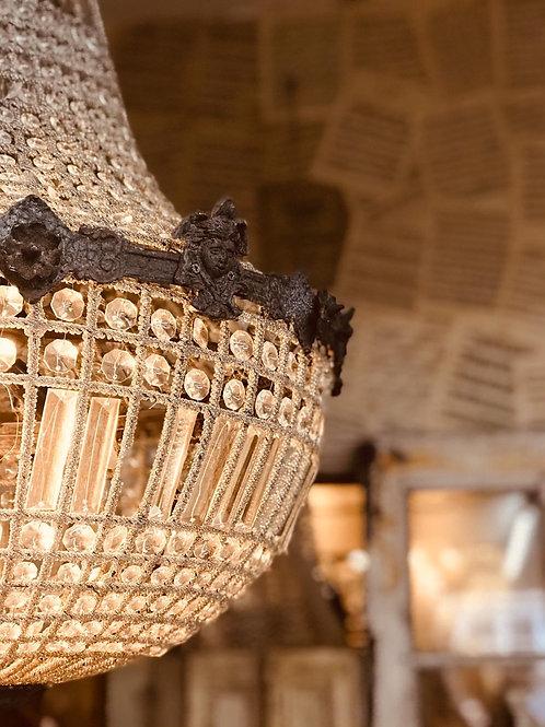Beautiful empire chandelier