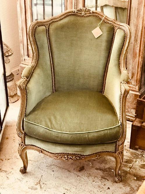 Little Green Chair