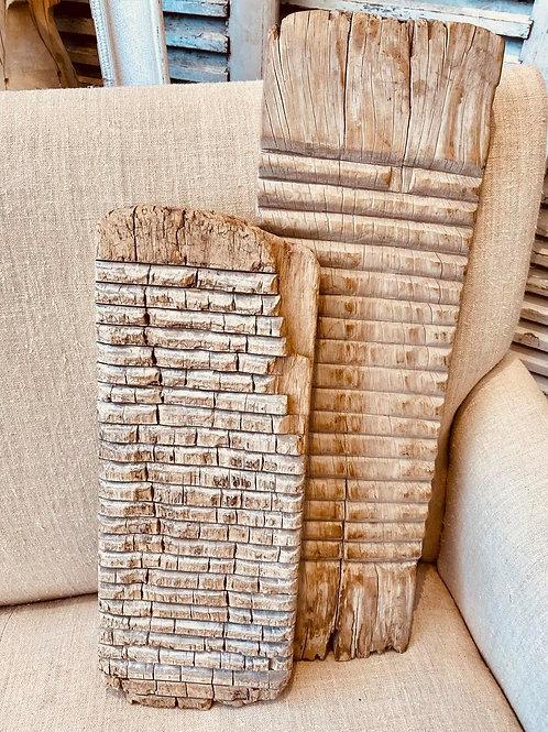 Rustic Wooden Wash Boards