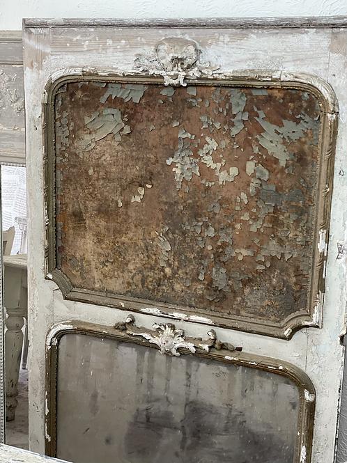 Fab shabby French mirror