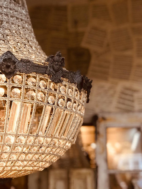 French style empire chandelier