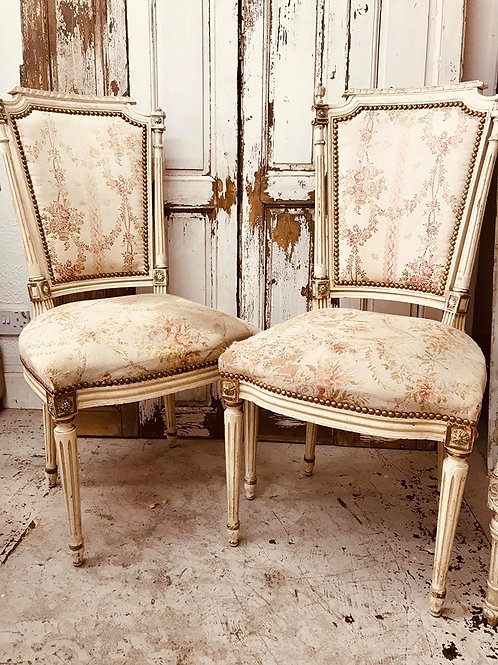 Beautiful pair of chairs
