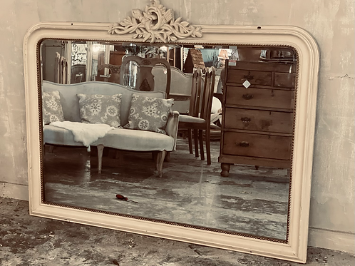 French style landscape mirror