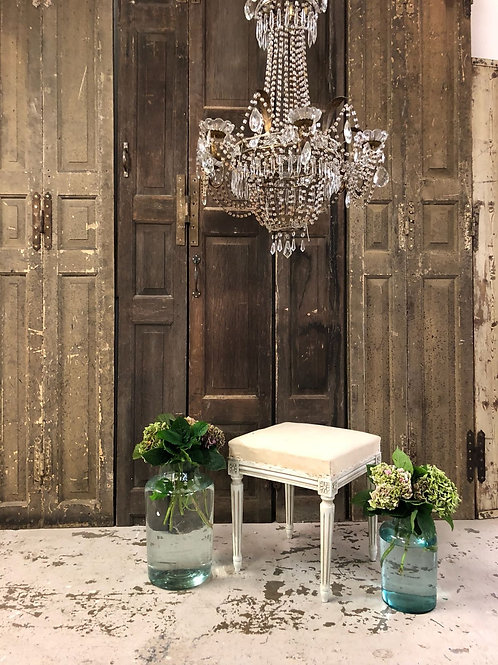 Gorgeous little French stool