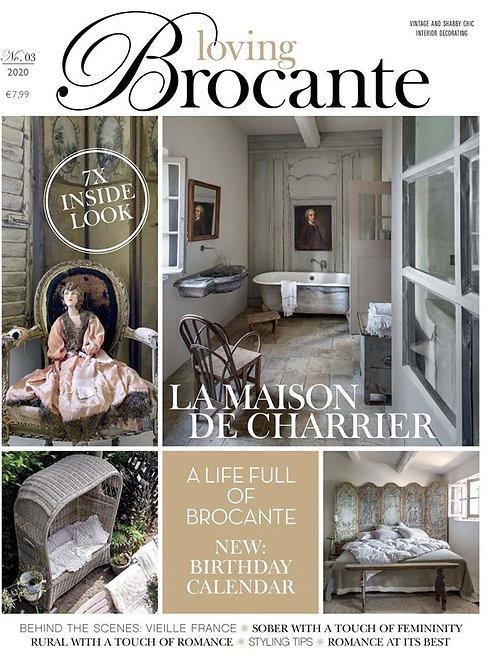 Loving Brocante Magazine -Issue No 3 2020