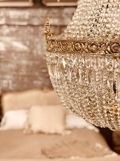 Stunning empire chandelier